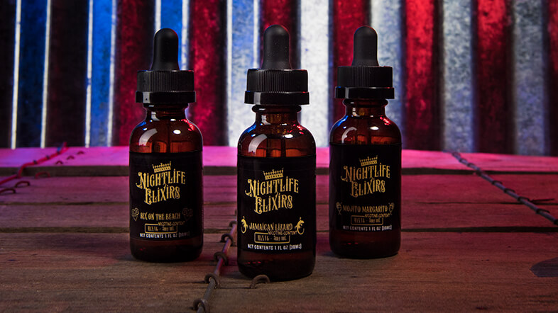 Mech Sauce Premium Eliquid growing faster than ever
