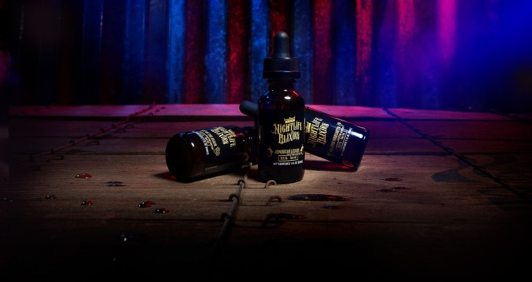 Nightlife Elixer Premium Eliquid from Mech Sauce