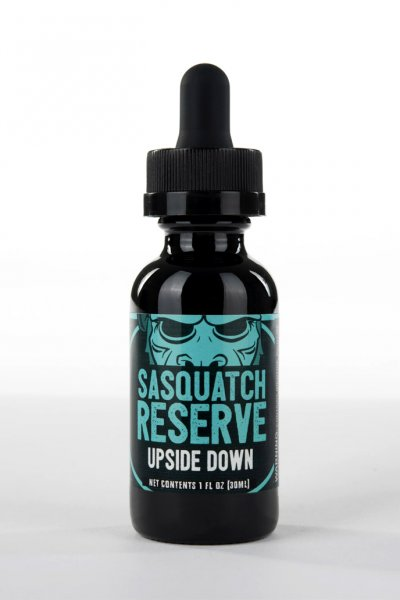 Sasquatch Reserve Premium Pineapple Upside Down Cake Flavored e-Juice