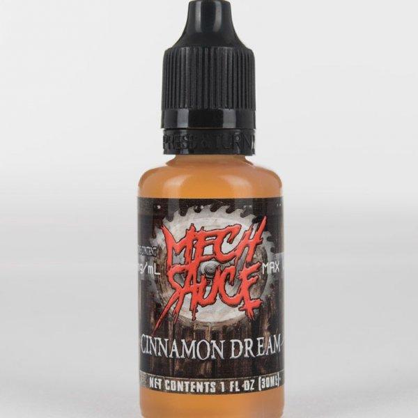 premium cinnamon bun flavored e-juice