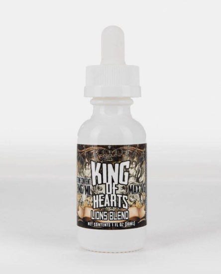 premium bourbon tobacco flavored e-juice