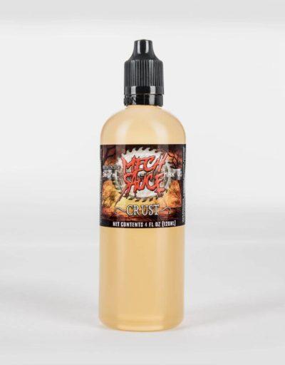 Crust - premium warm apple pie flavored e-juice by Mech Sauce