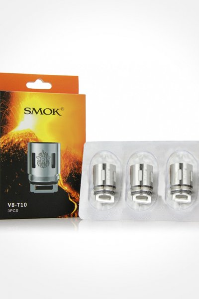 SmokTech TFV8 T 10 Coils 3 pack