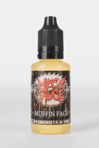 Muffin Face - premium strawberry muffin flavored e-juice