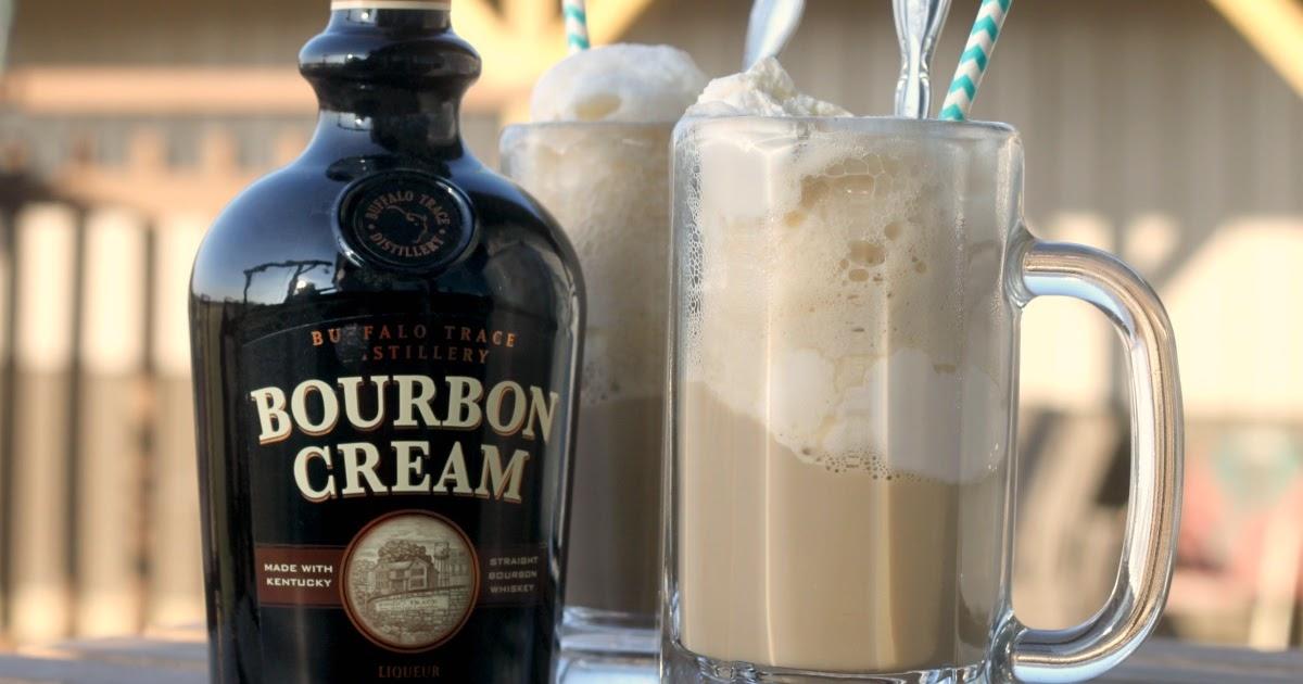 Bourbon Cream Rootbeer Float